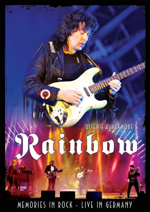 """Ritchie Blackmore's Rainbow """"Memories in Rock-Live in Germany"""""""