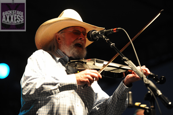 Charlie Daniels @ Artpark, Lewiston, New York 9-4-12