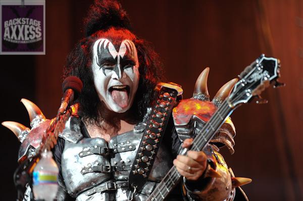 The Tour (Featuring Kiss, Motley Crue and The Treatment) @ Blossom Music Center, Cuyahoga Falls, Ohio 9-12-12
