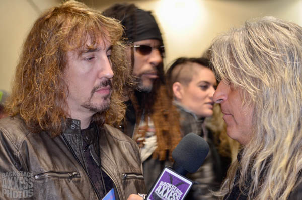 Mikkey Dee (Scorpions and formerly of Motorhead) Interview
