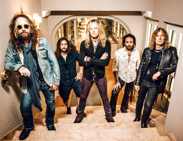 THE DEAD DAISIES VITAL NEW 'LIVE AND LOUDER' CD / DVD / DOUBLE VINYL / BOXSET TO BE RELEASED MAY 19TH