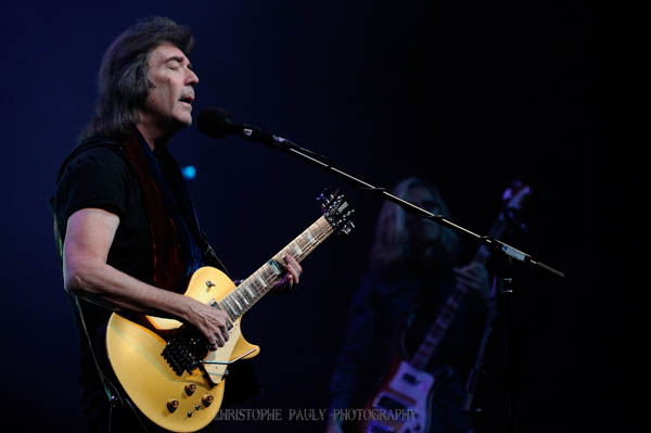 Steve Hackett (formerly of Genesis) Interview