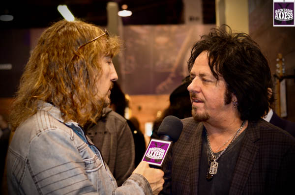 Steve Lukather (Toto and the Ringo Starr All Star Band) Interview
