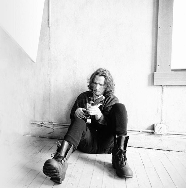 """MULTIPLE GRAMMY® AWARD WINNING AND GOLDEN GLOBE NOMINEE CHRIS CORNELL RELEASES """"THE PROMISE"""" TODAY"""