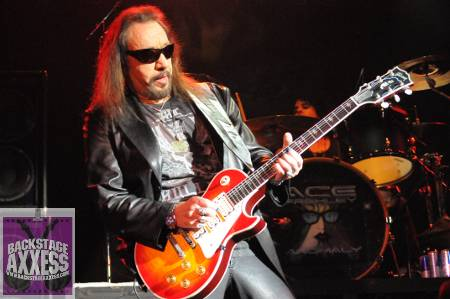 Ace Frehley @ House of Blues, Cleveland, OH 11-11-09