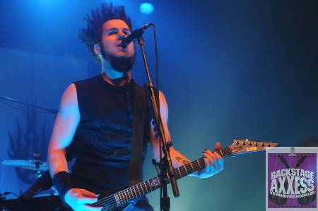 SnoCore Tour Featuring Static X and Burn Halo @ Town Ballroom, Buffalo, NY 4-23-09
