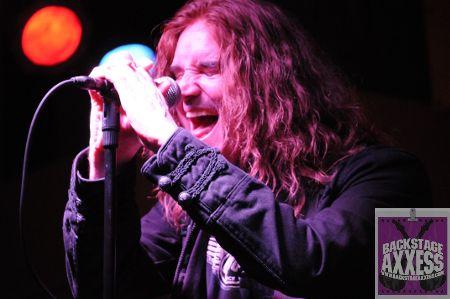 Fran Cosmo @ Lafeyette Blues Room, Buffalo, NY 12-5-09