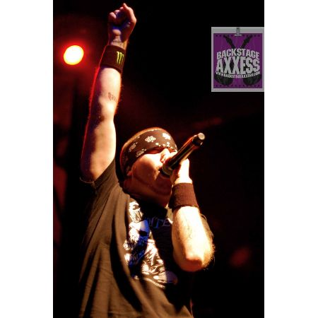 Hatebreed and Cannibal Corpse @ Town Ballroom, Buffalo, NY 12-14-09