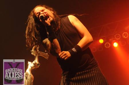 Korn @ Rochester Armory, Rochester, NY 5-18-09