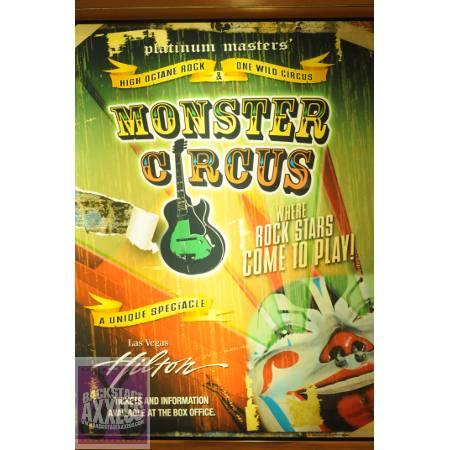 Monster Circus @ The Hilton, Las Vegas, Nevada 3-16-09