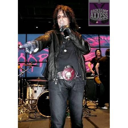 Alice Cooper Exclusive Performance @ Hard Rock Hotel, Las Vegas, Nevada 10-22-09