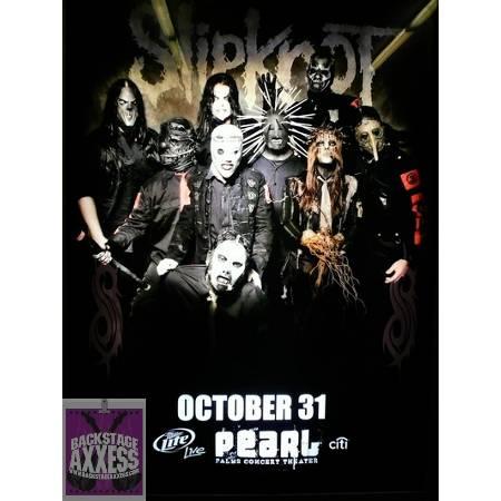Slipknot @ The Pearl (Inside the Palms Casino), Las Vegas, Nevada 10-31-09