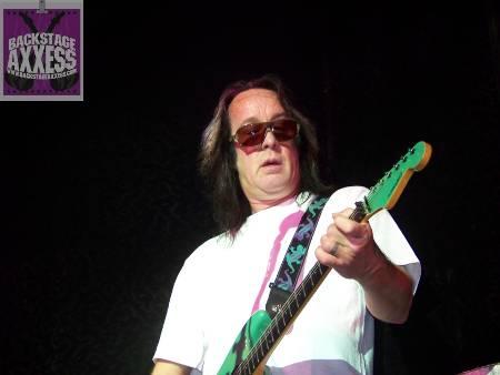 Todd Rundgren @ Akron Civic Center Theater, Akron, OH 9-7-09