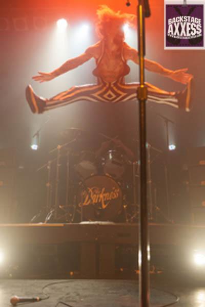 The Darkness @ Phoenix Concert Hall Theatre, Toronto, Ontario1-21-13