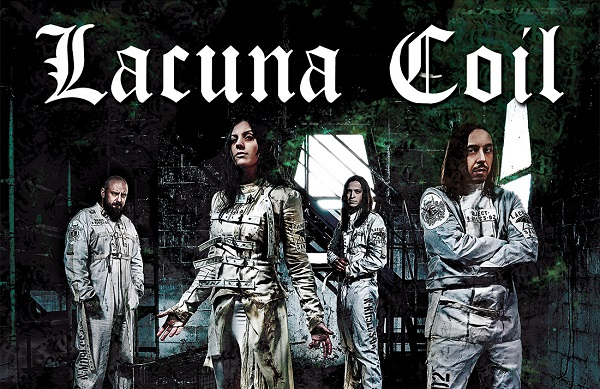 LACUNA COIL Announce North American Tour Dates w/Epica