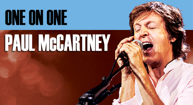 """Paul McCartney Expands His """"One On One"""" Tour With New US Dates"""