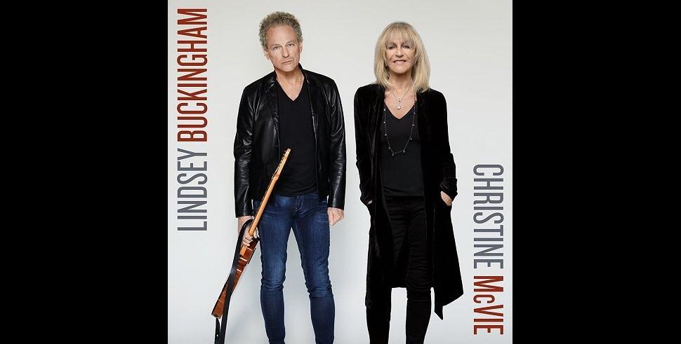 LINDSEY BUCKINGHAM & CHRISTINE McVIE Announce New Album Available June 9