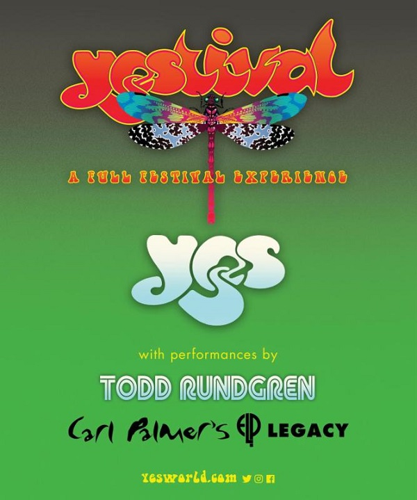 YES Reveals 2017 'YESTIVAL' Summer Tour Plans During Live SiriusXM Event