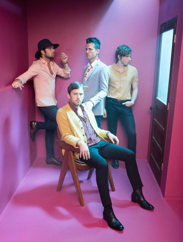 KINGS OF LEON ANNOUNCE FALL WALLS TOUR DATES