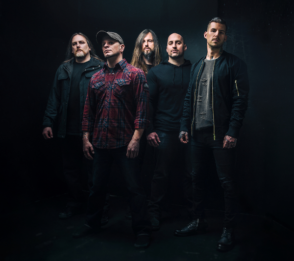 "All That Remains Share New Song ""Louder"""