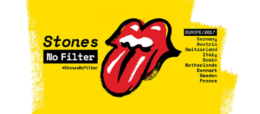 """The Rolling Stones Announce """"No Filter"""" European Tour 2017"""
