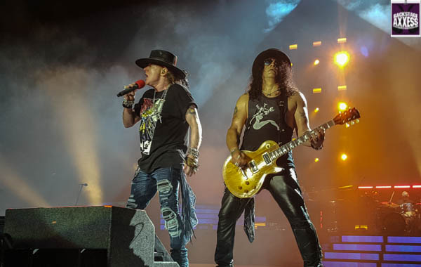 "Guns N' Roses Adds New Dates To ""Not In This Lifetime"" Tour"