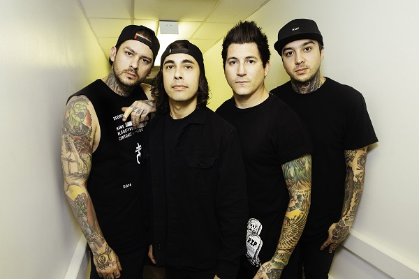Pierce The Veil Announce Fall Tour Dates With Rise Against