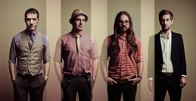 "Mutemath Announce ""Play Dead Tour"""