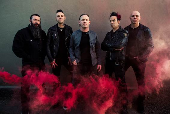"""STONE SOUR SHARE 360° PERFORMANCE VIDEO FOR """"SOMEBODY STOLE MY EYES"""""""