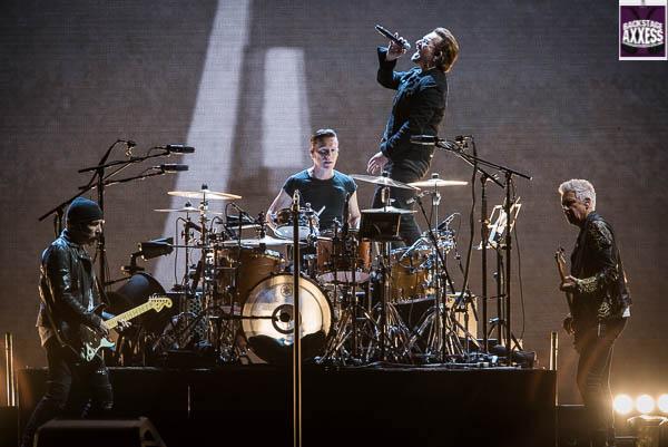 U2 @ New Era Field, Orchard Park, NY 9-5-17