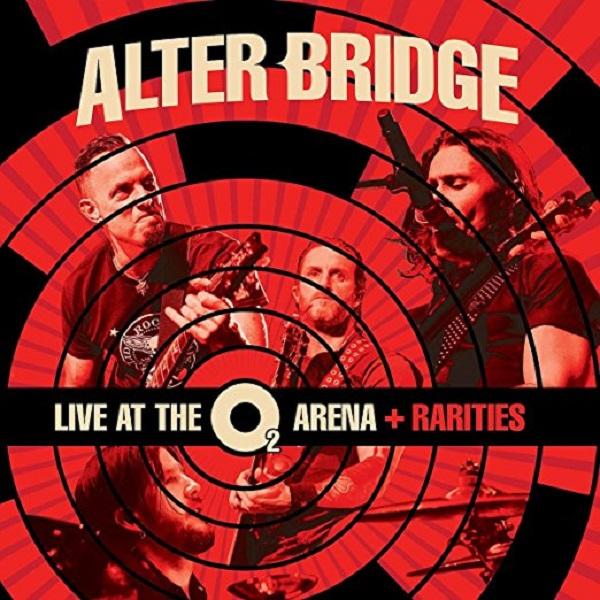 "Alter Bridge Release Lyric Video for Live Track ""Blackbird"""