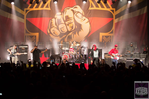 "PROPHETS OF RAGE DELIVER NEW SINGLE ""STRENGTH IN NUMBERS"" AVAILABLE NOW"