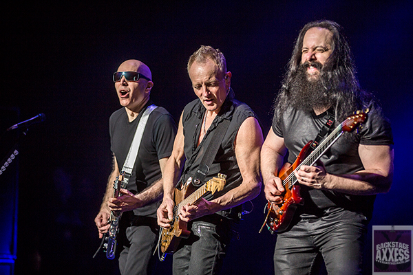 G3 (Featuring Joe Satriani, John Petrucci and Phil Collen) @ Rochester Auditorium, Rochester, NY 2-20-18