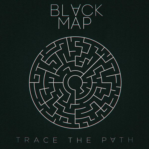 "Black Map ""Trace the Path"""