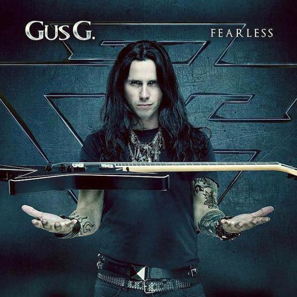 """Gus G. """"Fearless"""""""