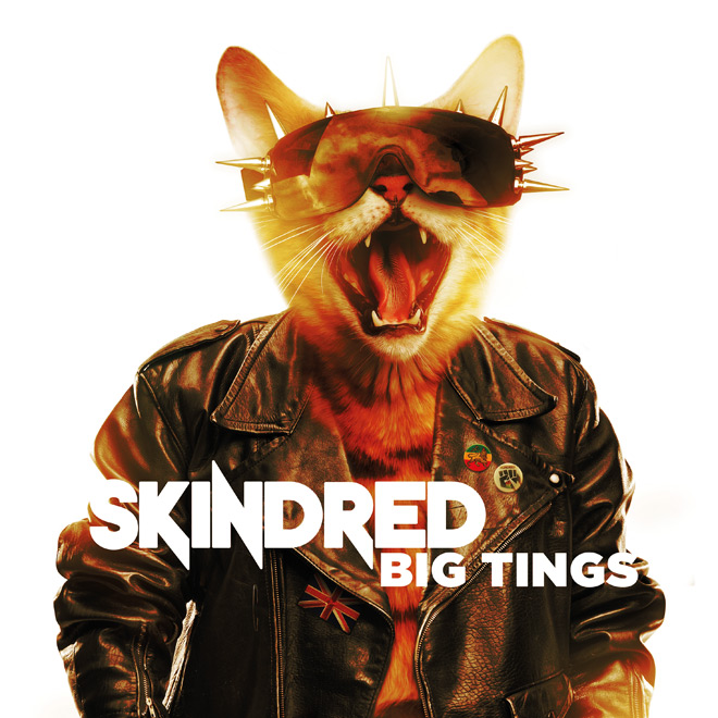 """Skindred """"Big Tings"""""""