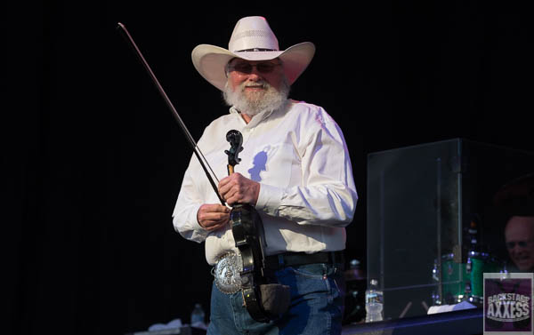 Country legend Charlie Daniels passes away at age 83