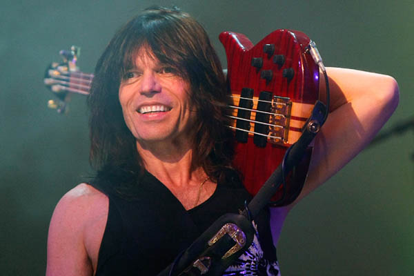 Rudy Sarzo (The Guess Who) Interview
