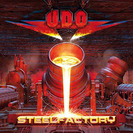 "U.D.O.  ""Steelfactory"""