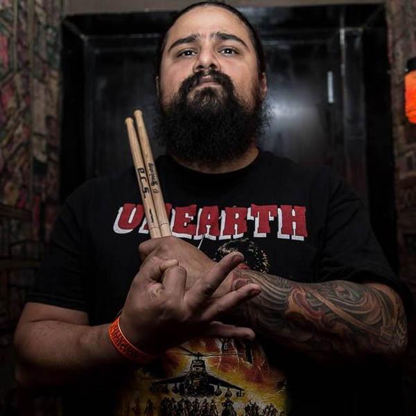 "Joey ""Blue"" Gonzalez (Philip H. Anselmo & The Illegals, Superjoint) Interview"