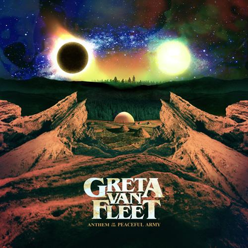Greta Van Fleet Announces Debut Album
