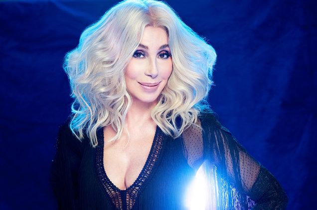 Cher Announces Here We Go Again Tour