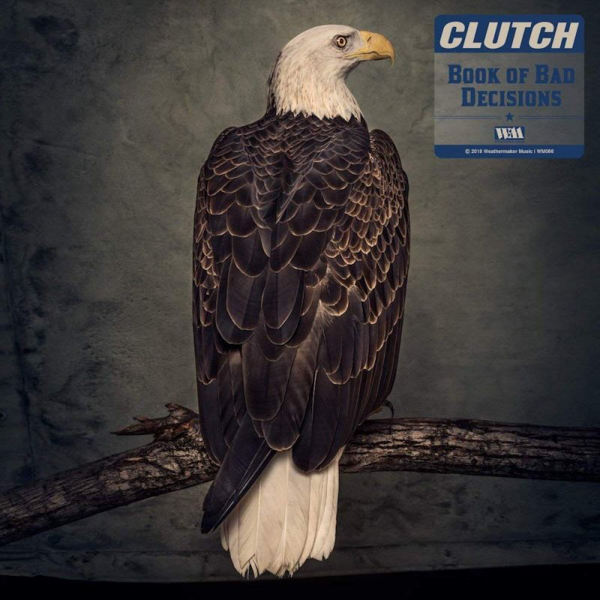 """Clutch """"Book of Bad Decisions"""""""