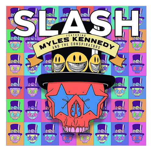 """Slash w/Myles Kennedy and the Conspirators """"Living The Dream"""""""