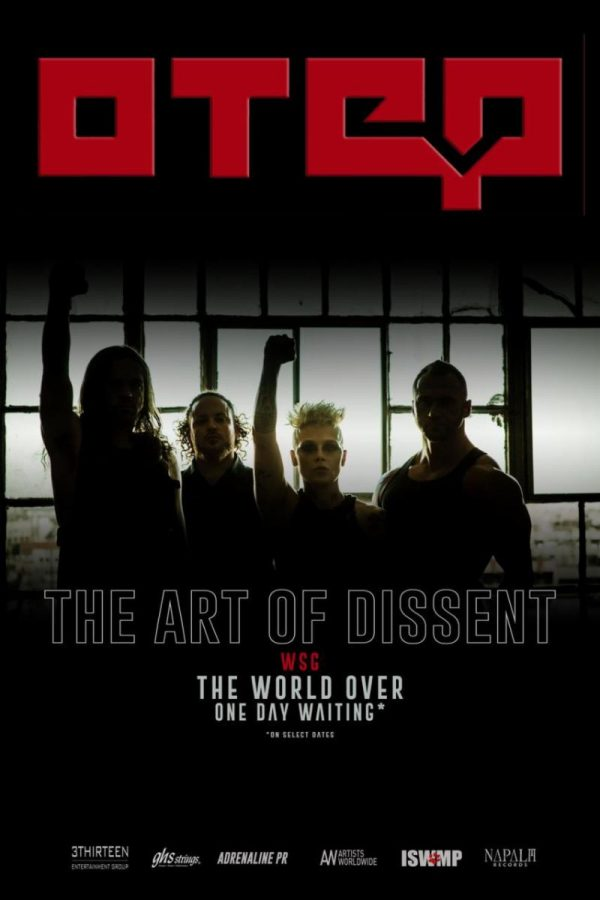 "OTEP Announces ""The Art of Dissent"" Fall U.S. Headline Tour Dates"
