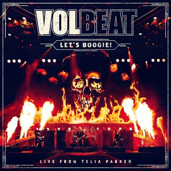 VOLBEAT TO RELEASE LIVE ALBUM AND CONCERT FILM