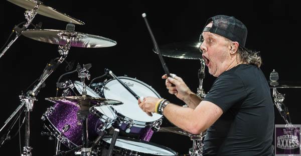 Metallica @ KeyBank Center, Buffalo, NY 10-27-18