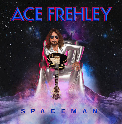 """Ace Frehley """"Spaceman"""""""