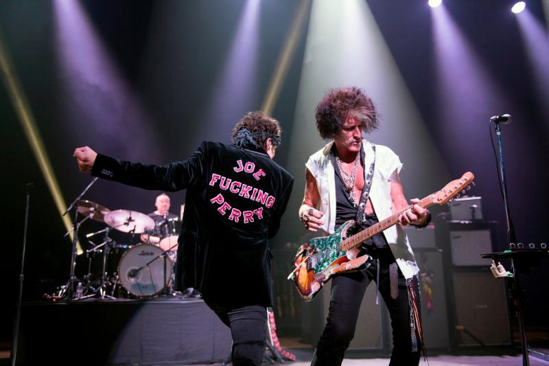 JOE PERRY Announces Fall Headlining Shows