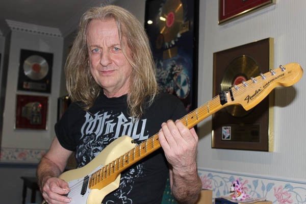 K.K. Downing (Formerly of Judas Priest) Interview